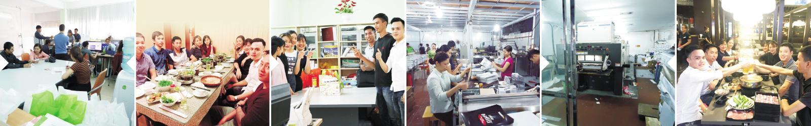 giới thiệu công ty in Đông Nam
