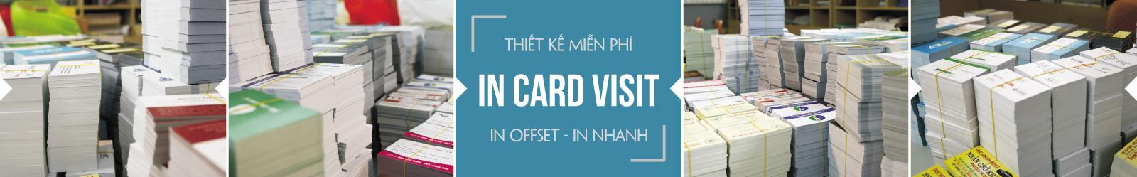 In card visit