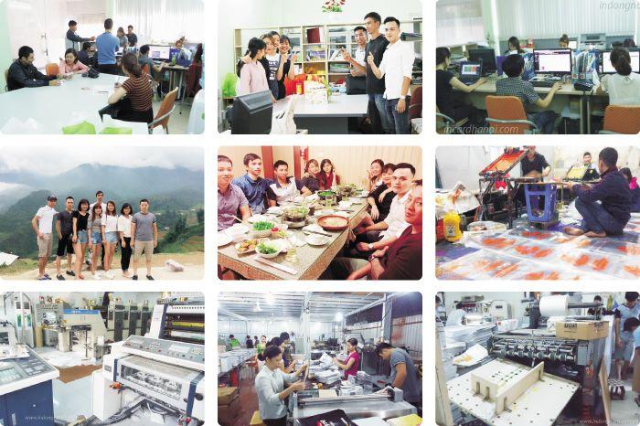 công ty in Đông Nam