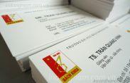 In card visit trường DH Bách Khoa