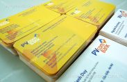 In card visit ngân hàng PVCombank