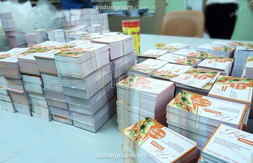 in card visit cửa hàng, siêu thị