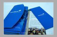 In brochure giới thiệu dịch vụ cho vay ngân hàng Vietinbank