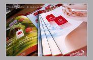 In catalogue công ty mỹ phẩm CB