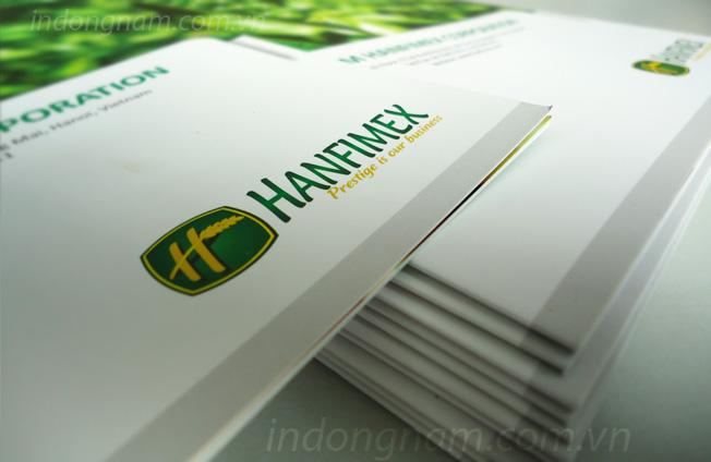 in catalogue công ty xuất khẩu nông sản