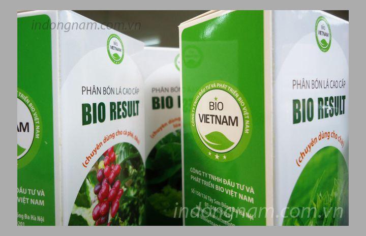 in vỏ hộp giấy thuốc tăng trưởng thực vật