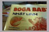 In hộp giấy Boga baby Nhật Linh