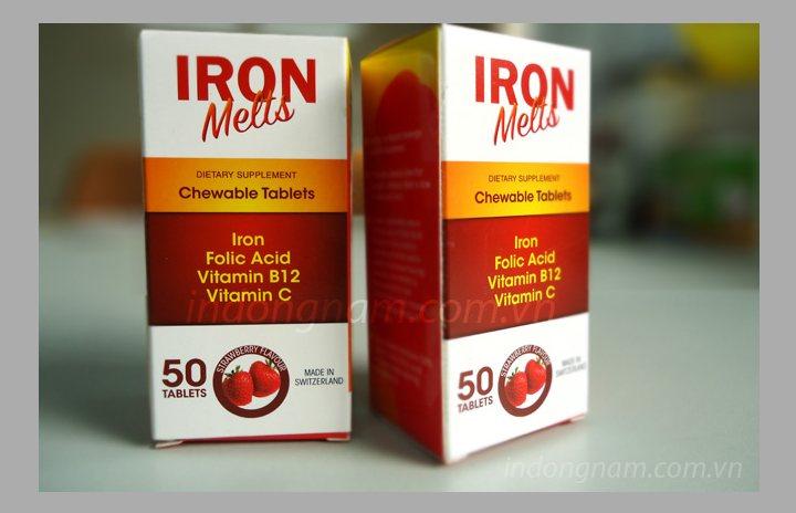 In vỏ hộp dược phẩm thuốc thực phẩm chức năng