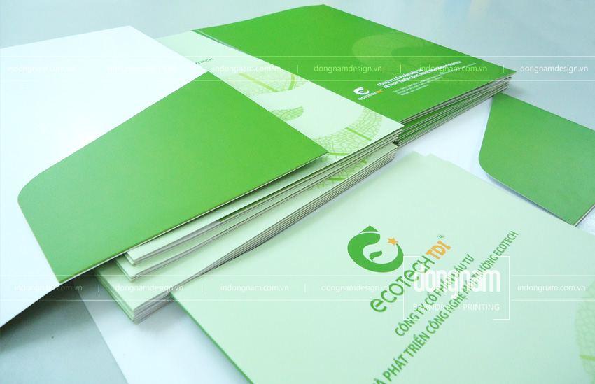 in kẹp file, in profile đựng tài liệu cho công ty, doanh nghiệp