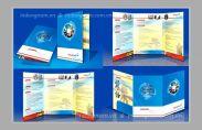 Thiết kế và in kẹp file ngân hàng Vietinbank