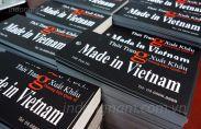In mác quần áo made in Vietnam