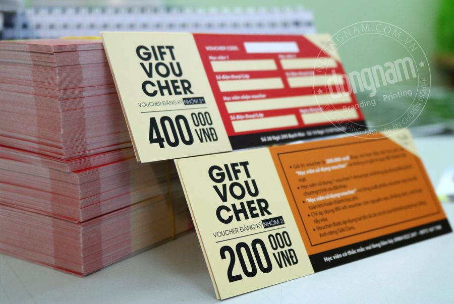 In voucher, in coupon lấy ngay