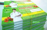 In voucher thực phẩm, dinh dưỡng, chăm sóc sức khoẻ