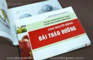 Thiết kế in sách bệnh viện Nội tiết