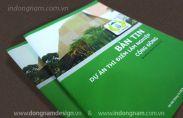 In sách dự án bảo vệ thực vật