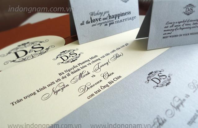 thiết kế và in thiệp cưới cao cấp