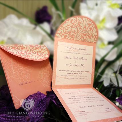 thiết kế in thiệp cưới cao cấp