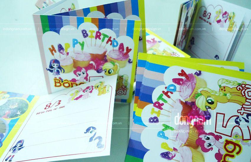 thiết kế thiệp chúc mừng sinh nhật theo yêu cầu