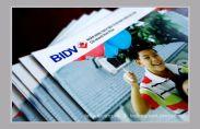 In tờ rơi chương trình cho vay mua nhà BIDV