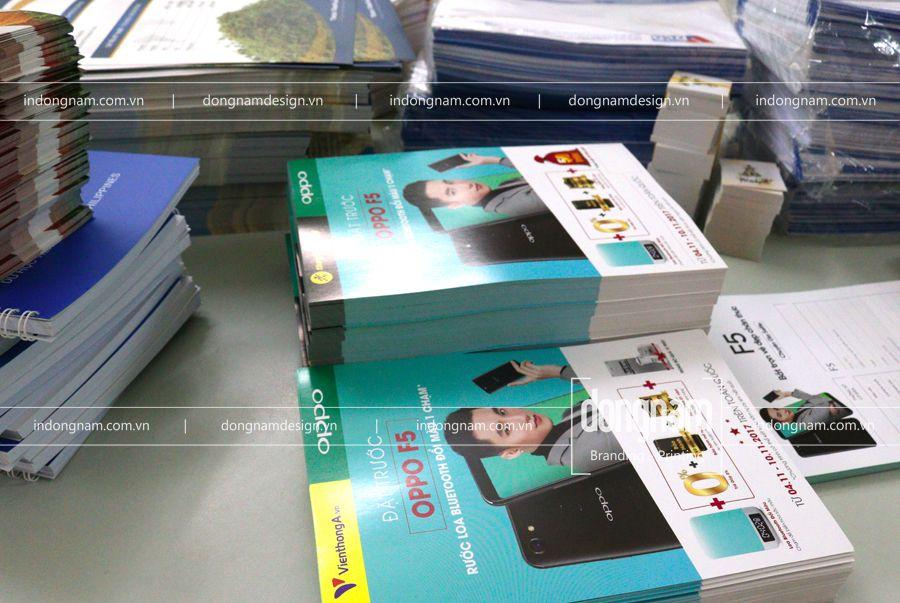 Báo giá in tờ rơi quảng cáo điện thoại rẻ nhất Hà Nội