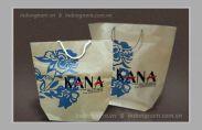 In túi giấy kraft shop thời trang Kana