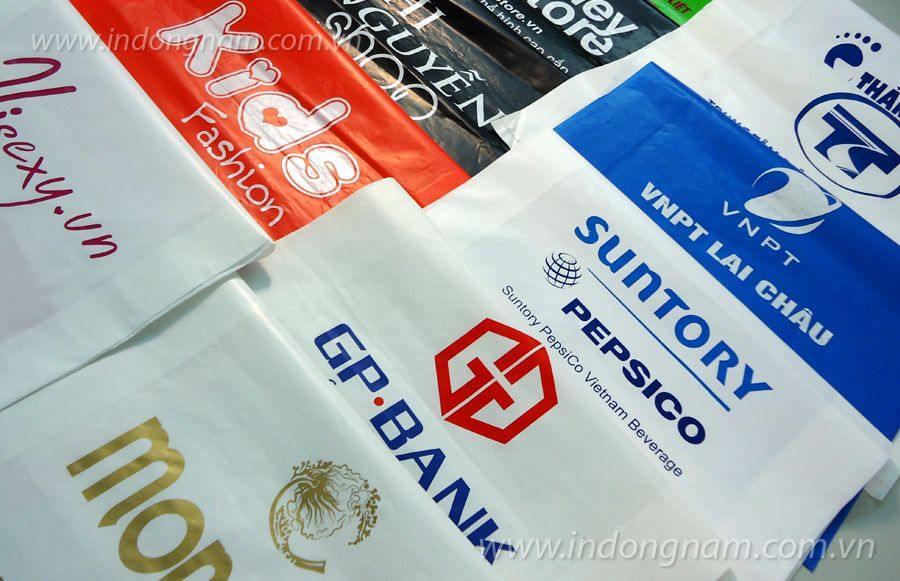 in túi nilon giá rẻ cho shop và công ty