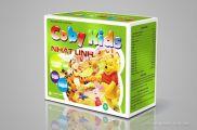 Thiết kế bao bì vỏ hộp Coby Kids