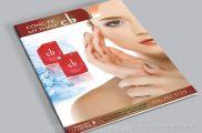 Thiết kế catalogue mỹ phẩm CB