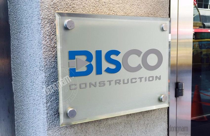 thiết kế logo, thiết kế bộ nhận diện thương hiệu công ty Bisco