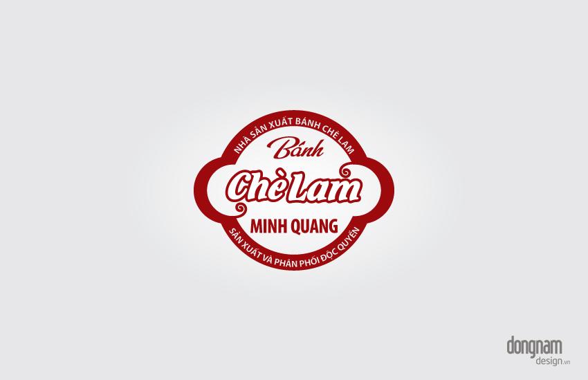 Thiết kế logo nhãn hiệu bánh chè lam