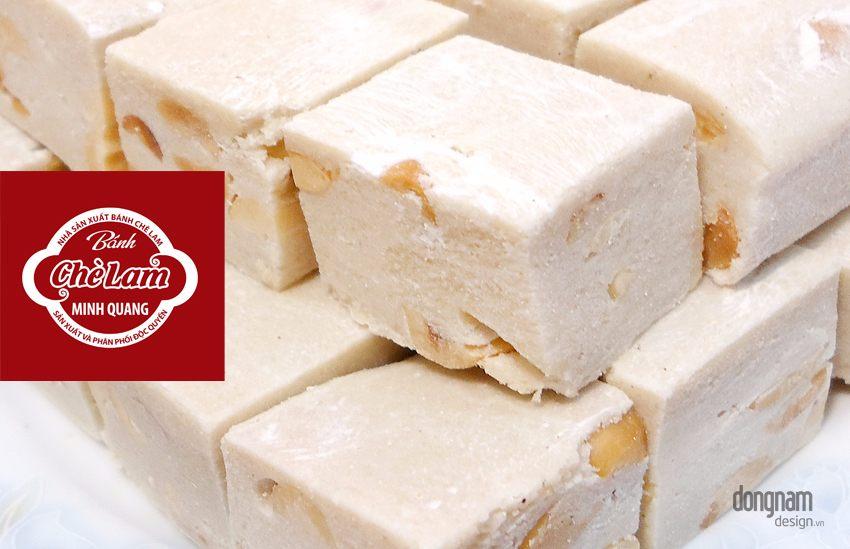 Thiết kế logo sản phẩm bánh kẹo
