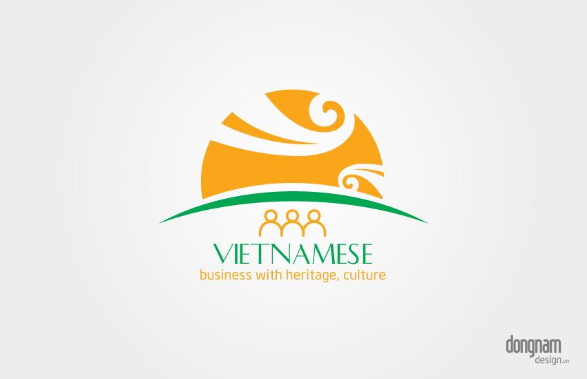 thiết kế logo sự kiện lễ hội