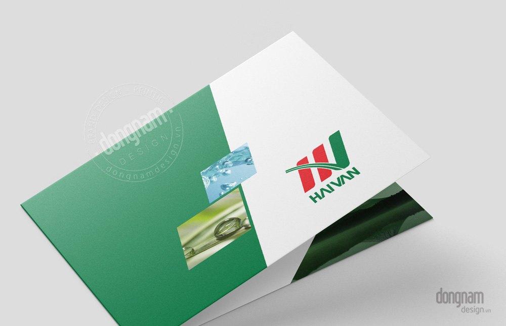thiết kế logo, thiết kế bộ nhận diện thương hiệu Hải Vân
