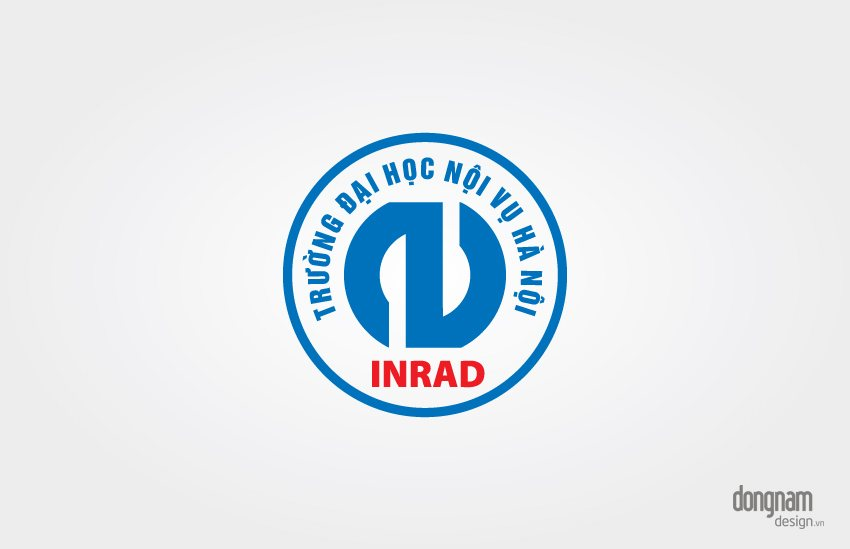 Thiết kế logo Viện nghiên cứu Inrad