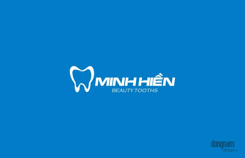 thiết kế logo nha khoa Minh Hiền Lab
