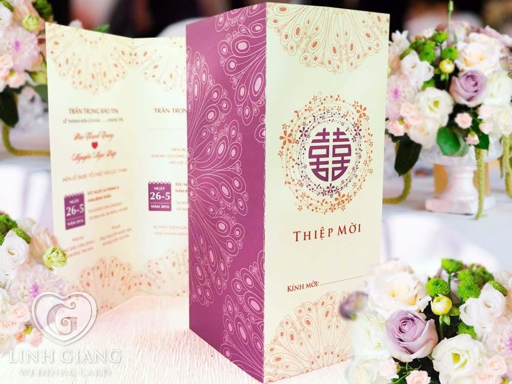thiết kế thiệp cưới, in thiệp cưới