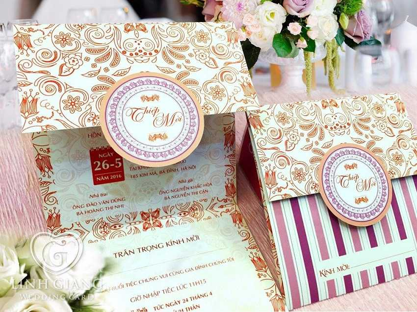 thiết kế thiệp cưới theo yêu cầu tại hà nội